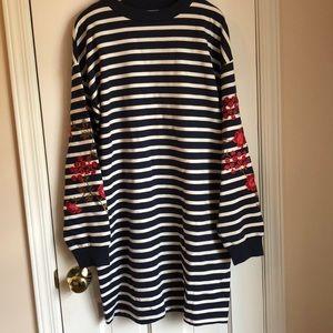 Dresses & Skirts - Sweatshirt dress S